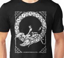 Zombstrology: Scorpio Unisex T-Shirt