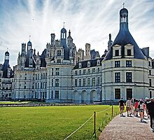 Château de Chambord by Nathan T