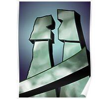 Romance of stone couple Poster