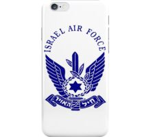 Israel Air Force Logo iPhone Case/Skin