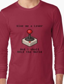 The Gamer's Theorem Long Sleeve T-Shirt