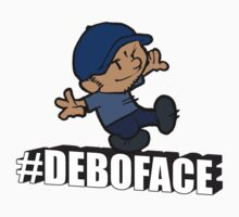 Calvin-Styled #Deboface by VashCrow