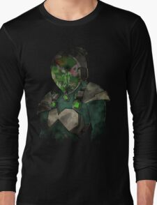 Silver crow accel world  Long Sleeve T-Shirt
