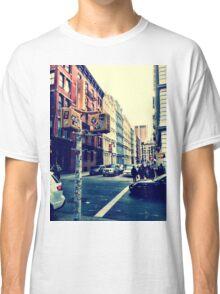SoHo Street Corner Classic T-Shirt