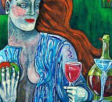 Midnight Feast by Bonnie coad