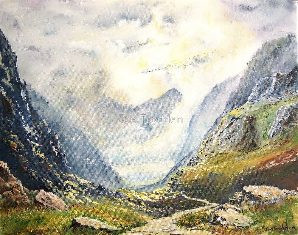 Cader Idris. by Joe Trodden