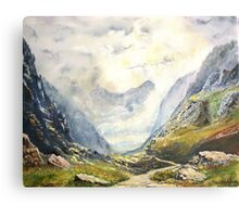 Cader Idris. Canvas Print