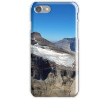 Going, going, gone! iPhone Case/Skin