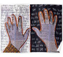 Leo's hands  Poster