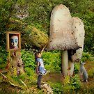 Adventures of Alice scene 3 by Þórdis B.