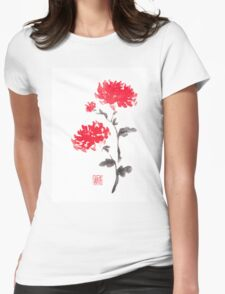 Royal pair sumi-e painting T-Shirt