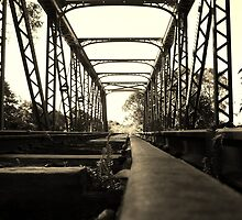 Dead Tracks 3 ....Eltham NSW by BK Photography