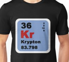 Periodic Table of Elements: No. 36 Krypton Unisex T-Shirt