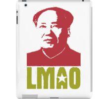 LMAO Chairman Mao iPad Case/Skin