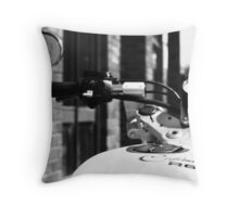 Cafe'nated R65 Throw Pillow