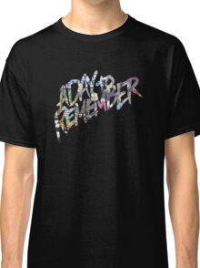 """A Day To Remember """"Old Record"""" Logo Classic T-Shirt"""