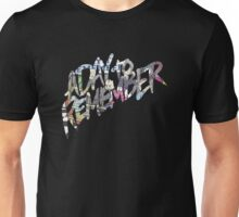 """A Day To Remember """"Old Record"""" Logo Unisex T-Shirt"""