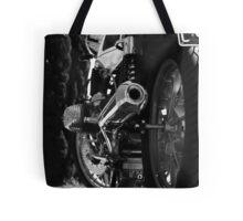 """BMW R65 """"Cafe Racer"""" Tote Bag"""