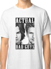PRETTY LITTLE LIARS ACTUAL BAD GUYS CALEB & TOBY PLL Classic T-Shirt