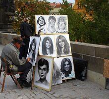 Street artist by annalisa bianchetti