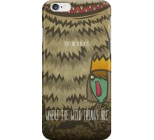 WHERE THEY ARE iPhone Case/Skin