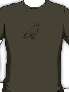 SPF Logo - Pigeon T-Shirt