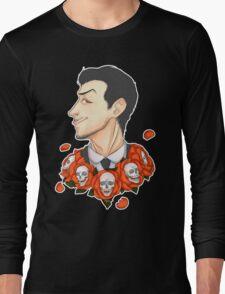 Jim Moriarty - Flowers Long Sleeve T-Shirt