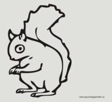 SPF Logo - Squirrel by MylesCalvert