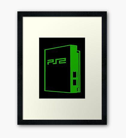 Playstation 2 FTW Framed Print