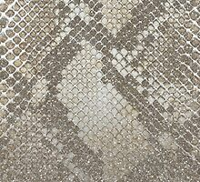 Shimmer (Gold Snake Glitter Abstract) by soaringanchor