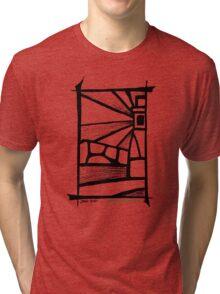 Lighthouse Tri-blend T-Shirt