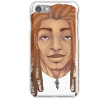 Dreads are my thing iPhone Case/Skin