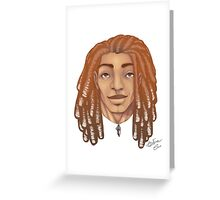 Dreads are my thing Greeting Card