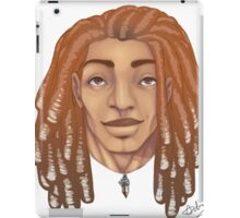 Dreads are my thing iPad Case/Skin
