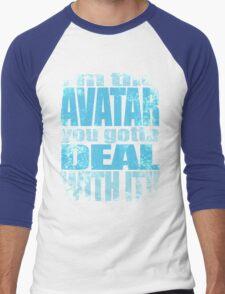 AVATAR KORRA'S GOT CLASS Men's Baseball ¾ T-Shirt