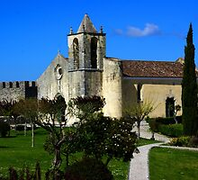 Igreja de Santa Maria da Alcáçova - Church of St. Mary of the Citadel by Sérgio Grilo