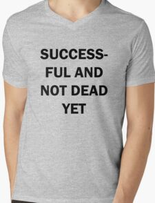 Successful, 2010 Mens V-Neck T-Shirt