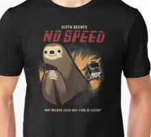 no speed Unisex T-Shirt
