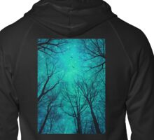A Certain Darkness Is Needed II Zipped Hoodie