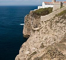 Algarve: Cabo de São Vicente by Kasia-D