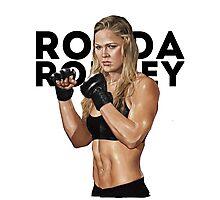 Ronda Rousey Photographic Print