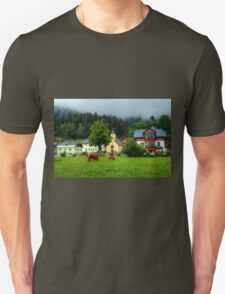 Obertraun walks 6 T-Shirt