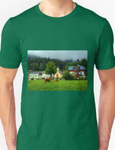 Obertraun walks 6 T-Shirt