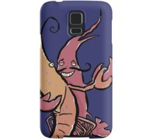 swaying lobsters Samsung Galaxy Case/Skin