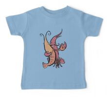 swaying lobsters Baby Tee