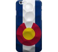 Colorado Flag Golf iPhone Case/Skin