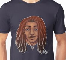 I love Dreadlocks Unisex T-Shirt
