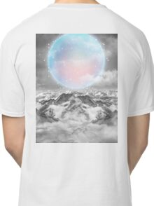Places Neither Here Nor There (Guardian Moon) Classic T-Shirt