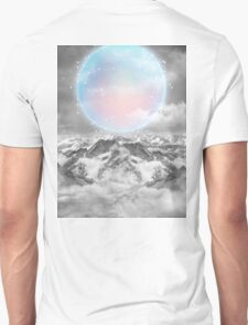 Places Neither Here Nor There (Guardian Moon) Unisex T-Shirt