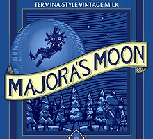 Majora's Moon by Matthew James